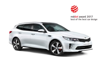reddot award 2017 - best of the best car design