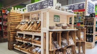 Reionalität und Nachhaltigkeit im Fressnapf-Markt Tübingen