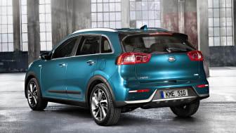 Kia Niro Hybrid, premiär på bilsalongen i Genève