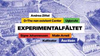 """Accelerators första grupputställning """"Experimentalfältet"""" binder samman dåtid och nutid"""