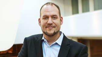 Magnus Därth, vd på KCF
