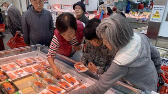 Laksekampanje i Japan