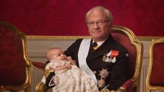 Guldmedalj för kungens uttalande om föräldraskap