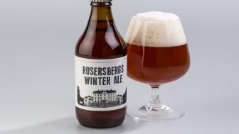 Rosersbergs Slottshotell lanserar eget öl