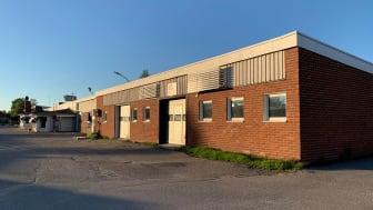 Industriområdet Myran rivs för renodla området kring skola, boende, idrott och park.    Foto: Anna Stamblewski