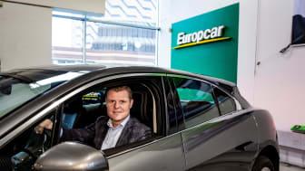 Europcar vælger elbilen Jaguar I-PACE