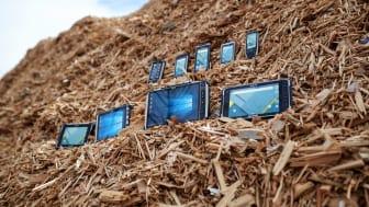 Handheld Group, den svenska tillverkaren av stryktåliga mobila datorer, rapporterar rekordresultat för 2019.