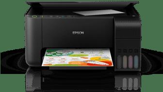 Epson high-capacity ink tank inkjet printer