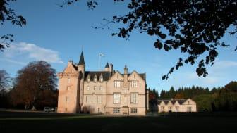 Moray Brodie Castle