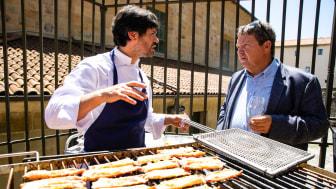 Wild Seafood Bunch event i San Sebastian
