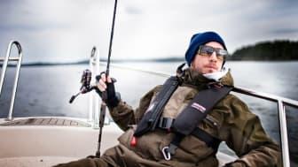 Dregen till Sunne jaktmässa när nytt fiskeområde invigs på mässområdet 2017!