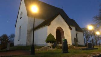 Börje kyrka i Bälingebygdens församling.