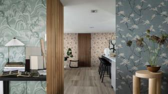 Boråstapeter lanserar Eastern Simplicity