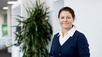 For Birgitte Krenk, der er nordisk direktør for produktion og logisitik i Nestlé, er affaldsplast ikke bare affald. Det er en råvare. Og det er en råvare, der kan bruges igen og igen, i stedet for at skulle forbrændes. (Foto: Søren Svendsen)