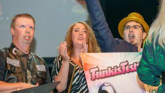 Moises Rumie från Tyresö, vinnare i Funkisfestivalen 2019