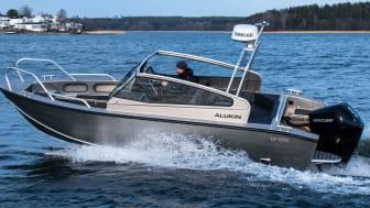 Nimbus fullföljer förvärvet av Alukin aluminiumbåtar!