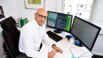 Prosjektutvikler Geir Hagehaugen.