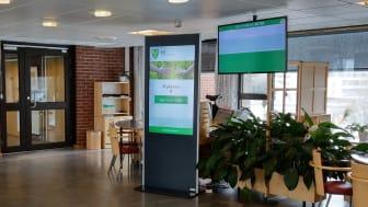 Procon Digital KommuneVert tar effektivt imot besøkende til rådhuset