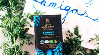 AMIGAS - kaffet som stöttar kvinnliga kaffeodlare.
