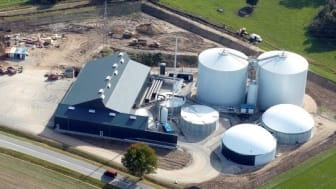 Malmberg will deliver new biogas upgrading  for Solröd plant by Bigadan outside Copenhagen