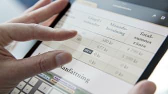 Norge foran Sverige på digitalisering