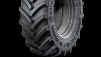 TractorMaster: Continental laajentaa maatalousrenkaiden tuotevalikoimaansa edistyksellisillä traktorin renkailla