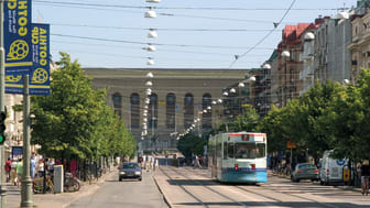 Avenyn i Göteborg