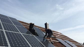 Stödet för solceller är gått från 30 till 20 procent.