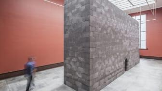 Boklansering, kunstsamtale og vandring i utstillingen Formenes økonomi. (Foto: Vegard Kleven for Vigelandmuseet)