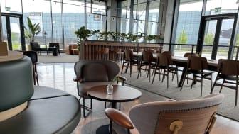 Comfort Hotel Copenhagen Airport Barception Area4
