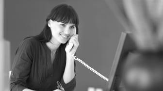 Borgere og medarbejdere i jobcentrene trives med virtuel dialog