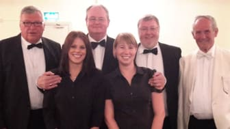 First Masonic Summer Ball with a musical theme goes with a swing