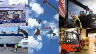 Arbetsmiljö och säkerhet är något som Trelleborgs Hamn arbetar med dagligen