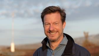 Peter Rydebrink talar varmt för vätgas som möjliggörare för flera branscher.