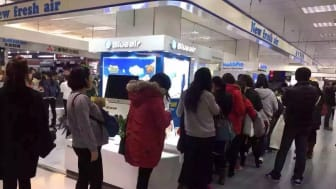 A New Year wish for China's consumers is a breath of fresh air, but many are finding it hard to make that dream come true