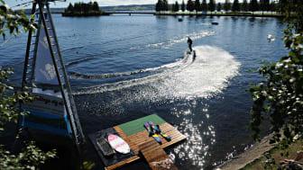 Surfbukten vattensport och café Östersund, Jämtland - Östersund