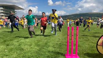 Over 100,000 kids make 2021 a record-breaking summer of cricket