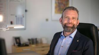 Peter Andersen, Affärsområdeschef Fasadgruppen Danmark
