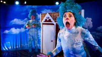 Pudlar och Pommes med Teater 23. Foto: Amelie Herbertsson