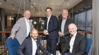 Bygg-Göta och Next Step Group miljardsatsar tillsammans i Nya Hovås