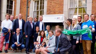 Kieler Delegation zu Besuch im deutschen Konsulat in San Francisco