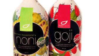 Supernature lanserer NoniShot og GojiShot