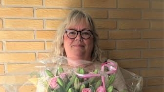 Jubilaren Hanne Adamsen, Øster Hornum