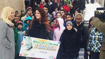 Miljonstöd bidrar till kampen mot nätmobbning