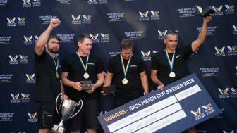 Vinnare GKSS Match Cup Sweden 2018