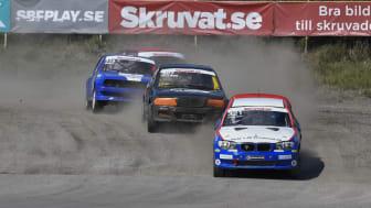 Missa inte medlemserbjudande – Rallycross live på SBFplay.se hela långhelgen