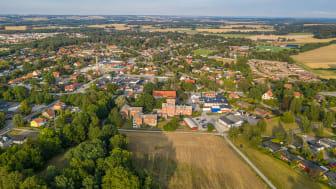 Starkare bykärna och 300 nya bostäder i Södra Sandby