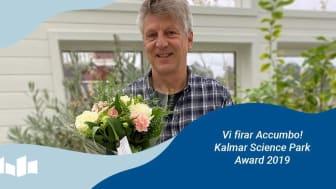 Accumbos grundare specialistläkaren Martin Carlsson