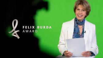 Christa Maar, Vorstand der Felix Burda Stiftung, begrüßt zum digitalen Felix Burda Award