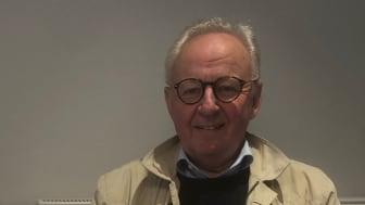 Håkan Frenell, projektledare och ordförande för Vasaloppsklubben i Hedemora.